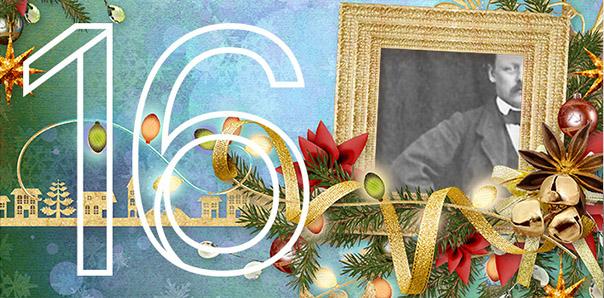 Julkalender 16-12